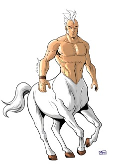 Speed Centaur